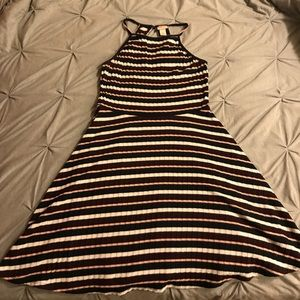 Cute Fit and Flair Skater Dress Size S